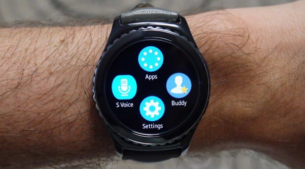 Samsung Gear S2 photo