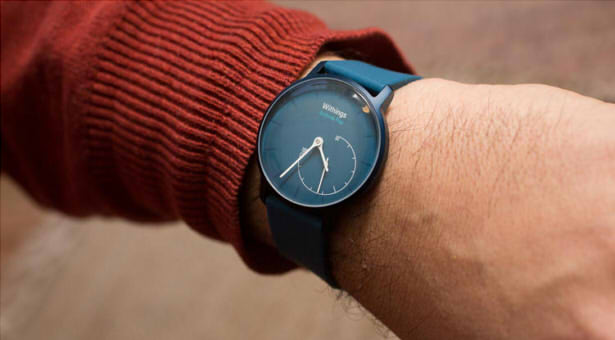 Withings Activate Pop обзор фитнес часов