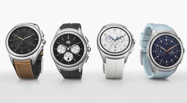 Умные часы LG Watch Urbane 2nd Edition с сотовой связью