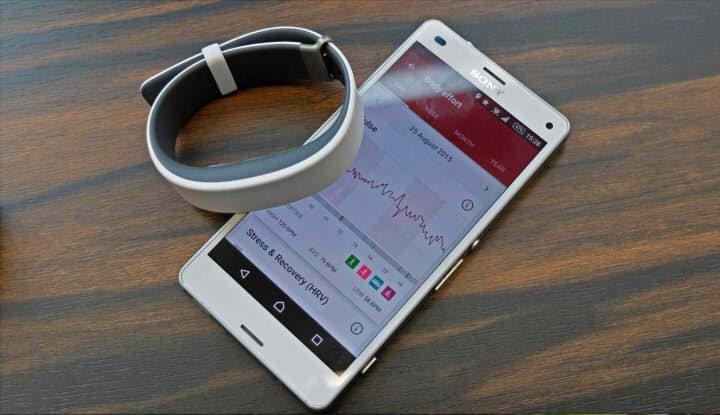 sony smartband 2 фитнес трекер