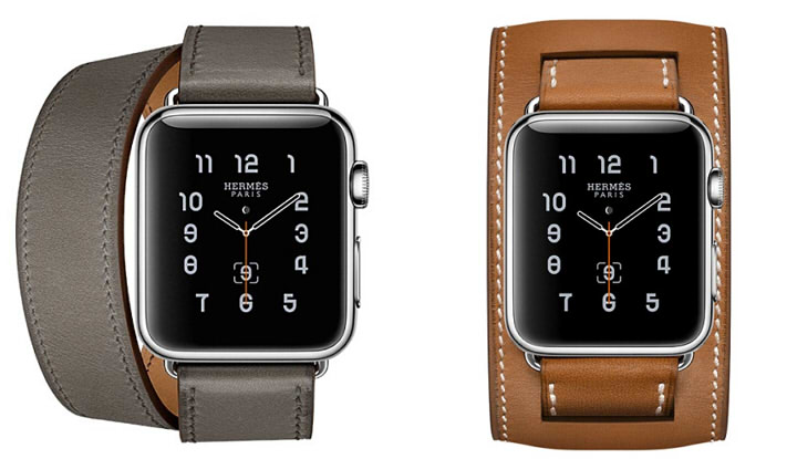 apple watch hermes фото
