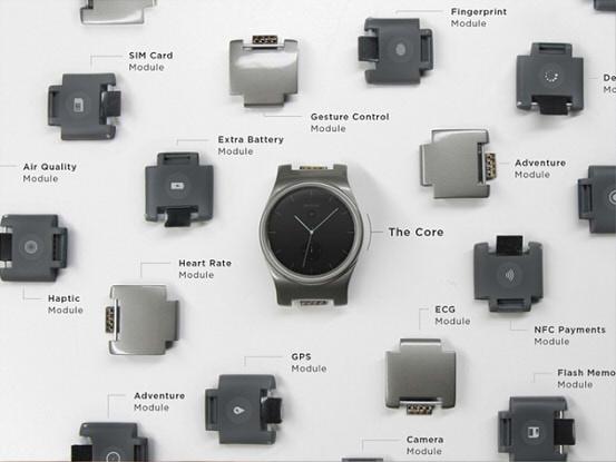 blocks умные часы модули