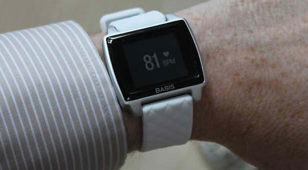 basis peak обзор умных часов