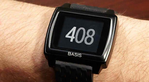 basis peak смарт часы фото