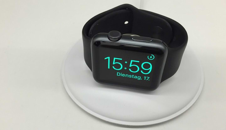 док станция для apple watch