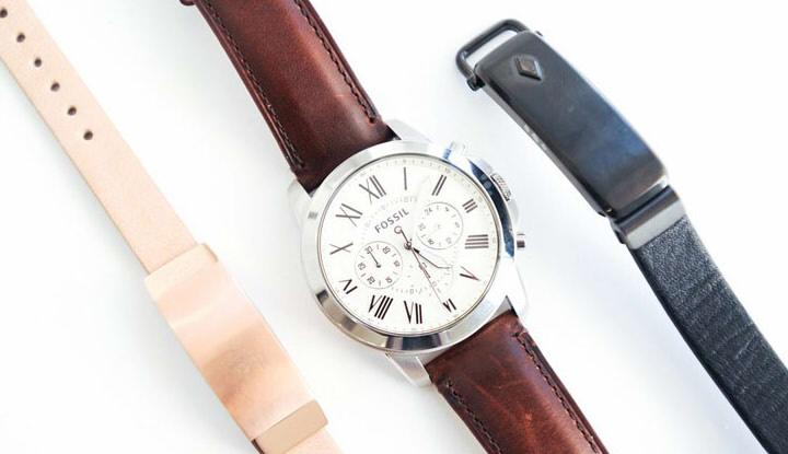 fossil q умные часы