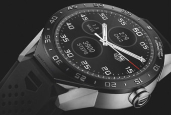 умные часы tag heuer connected фото