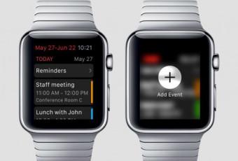 Fantastical 2 для Apple Watch