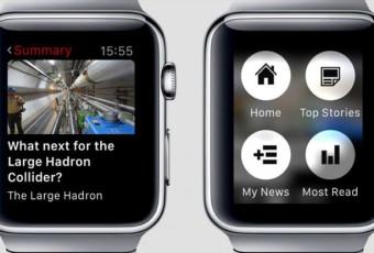 BBC News для Apple Watch