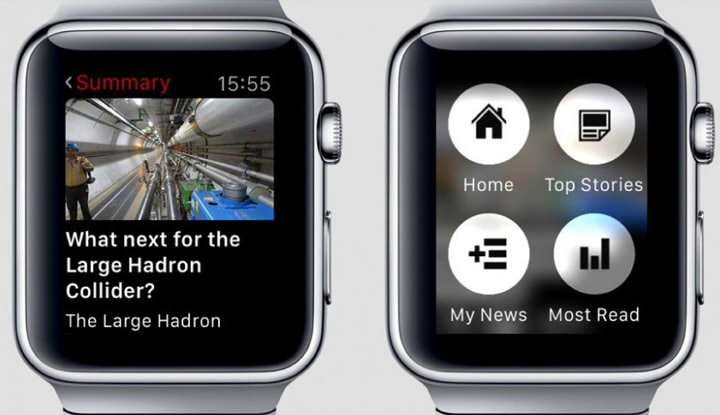 BBC News для Apple Watch
