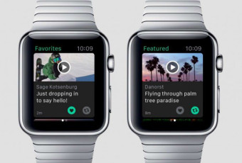 Vine для Apple Watch