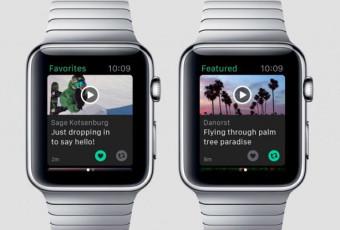 Vine для Apple Watch