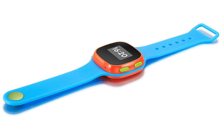 Alcatel OneTouch care time watch