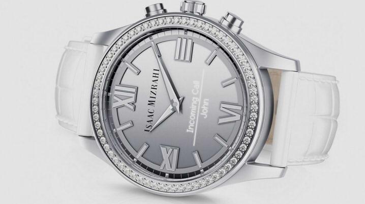 HP Isaac Mizrah smart watch