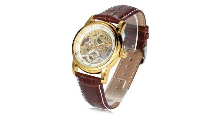 Orkina Gear Automatic Mechanical Man Watch