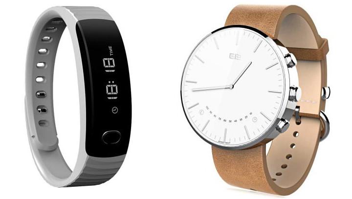 умные часы и браслет