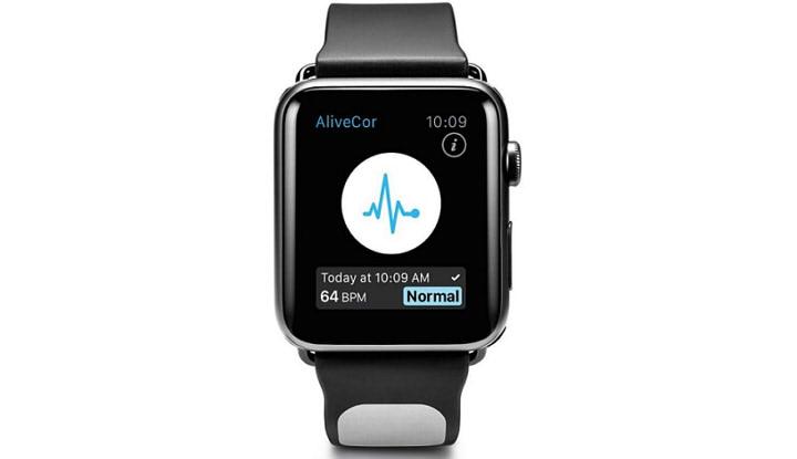 AliveCor браслет для apple watch