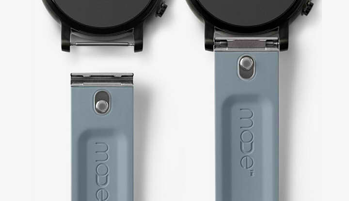ремешки для android wear mode
