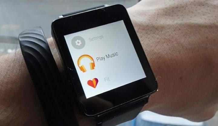 Установите приложение Play Music