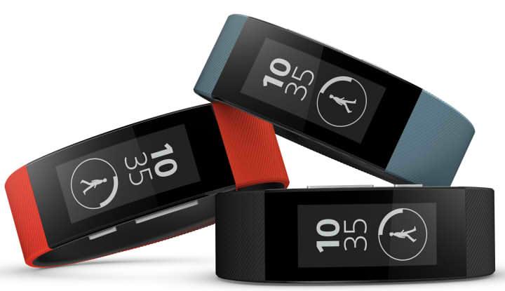 Sony SmartBand Talk SRW30