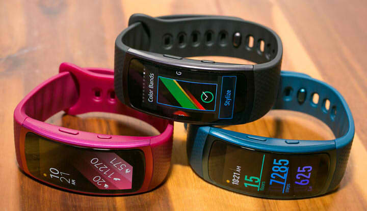 Браслеты Samsung Gear Fit2