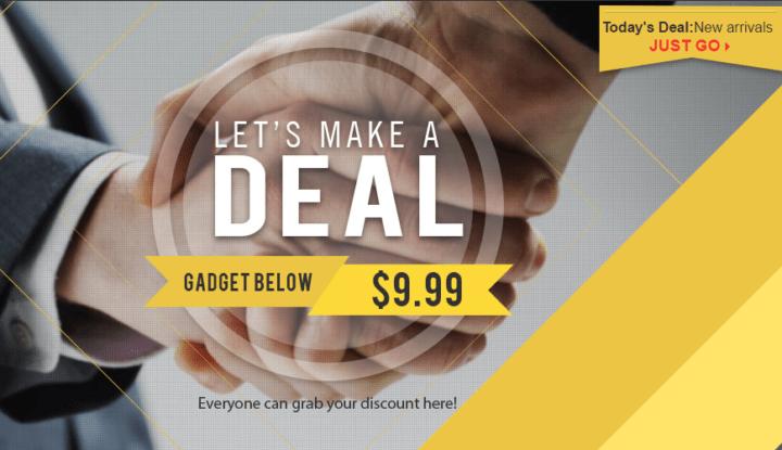 Распродажа от GearBest