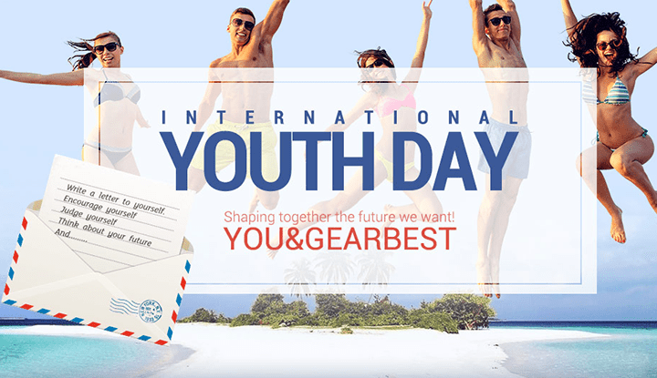 Акция ко дню молодежи