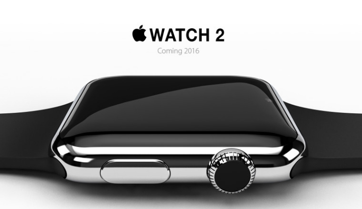 Тонкие Apple Watch 2