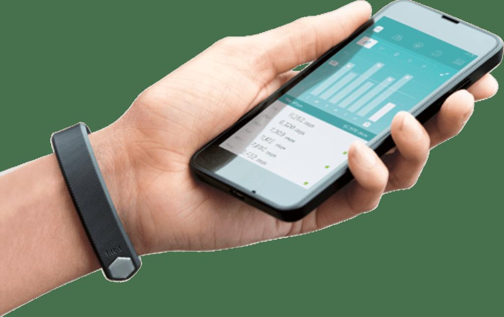 Fitbit Alta приложение