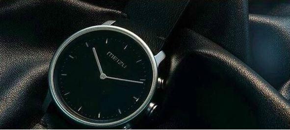 Meizu smartwatch black