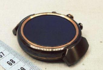 Фото умных часов ASUS ZenWatch 3