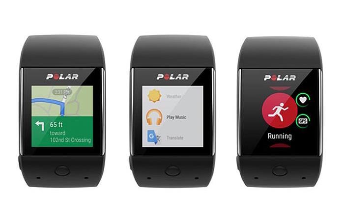 Polar M600 спортивные умные часы