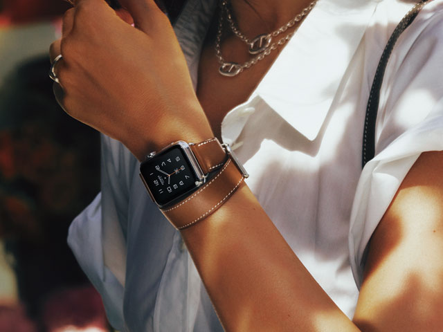 Apple Watch 2 Hermes Double Tour