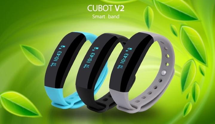 Фитнес-браслет Cubot V2