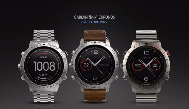 Garmin Fenix Chronos