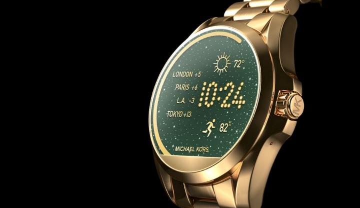 Стильные умные часы Michael Kors Access