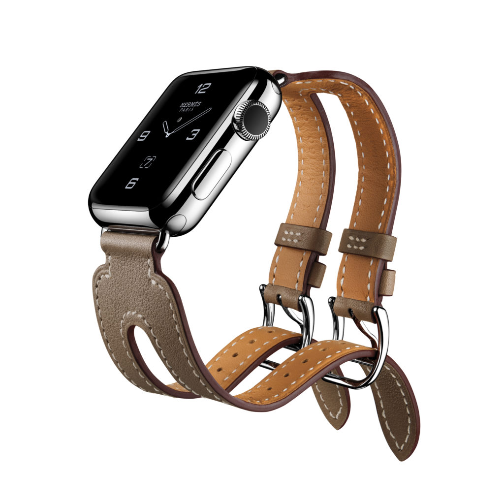 Apple Watch 2 Hermes Double Buckle Cuff