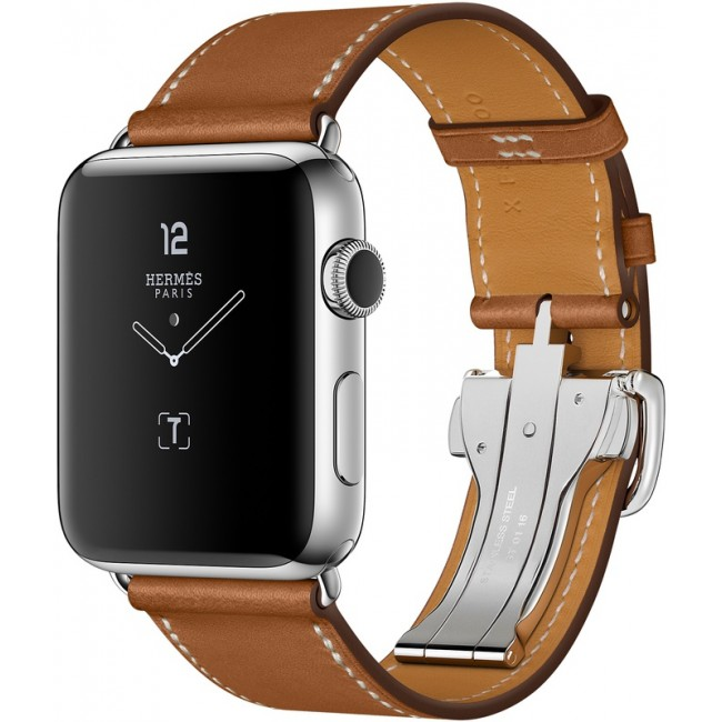 Apple Watch 2 Hermes Single Tour Deployment Buckle