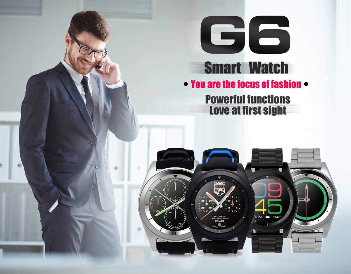 Смартчасы No. 1 G6