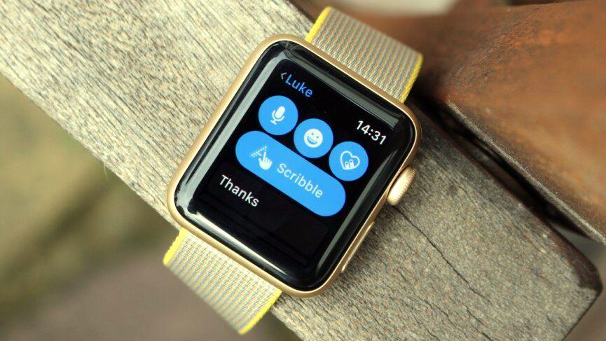 Приложения Apple Watch Series 2