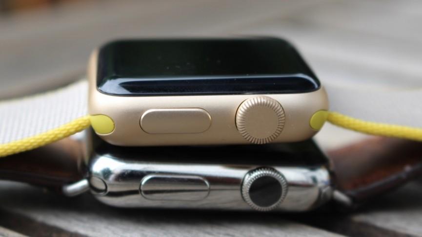 Apple Watch Series 2 толщина