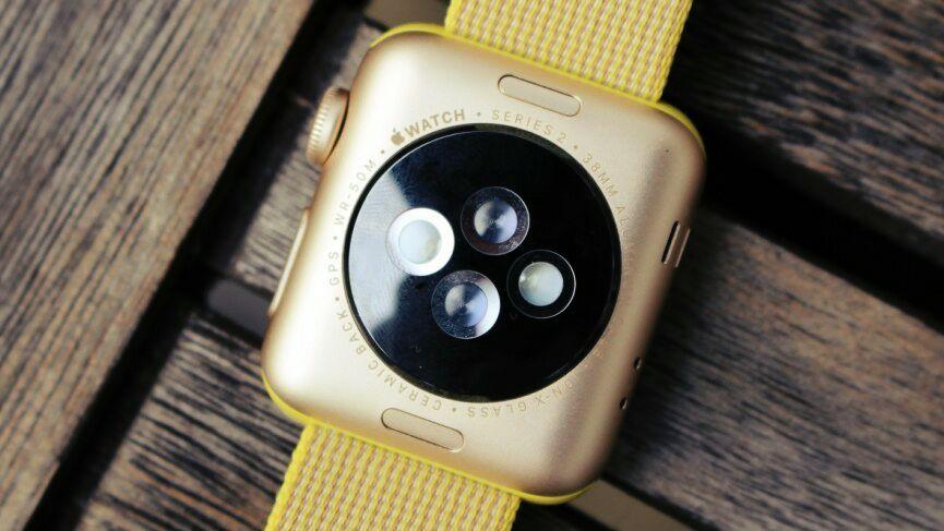 Apple Watch Series 2 сенсоры