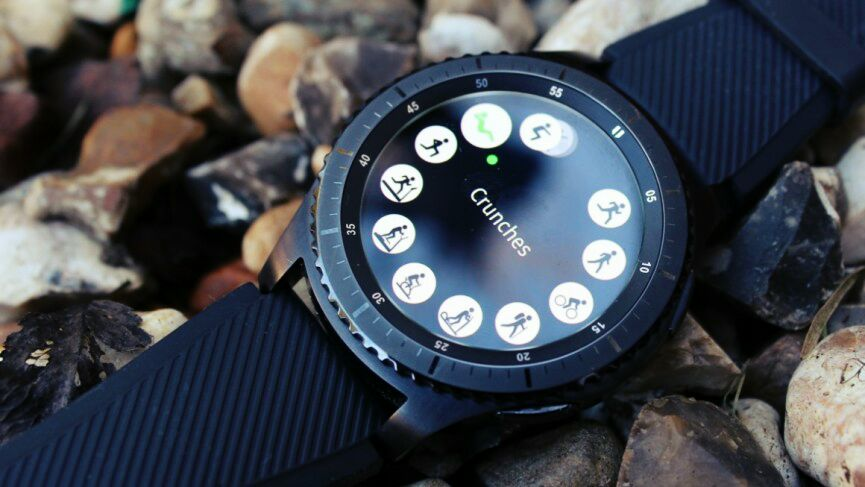 Здоровье Samsung Gear S3