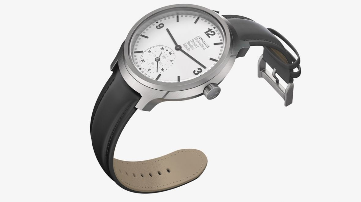 Mondaine Helvetica No.1 Smart