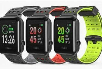 Xiaomi WeLoop Hey 3S — клон Apple Watch с датчиком пульса
