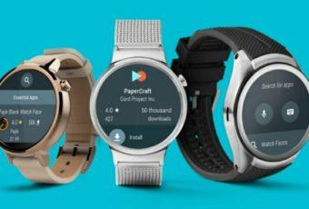 Обновление до Android Wear 2.0 продолжается