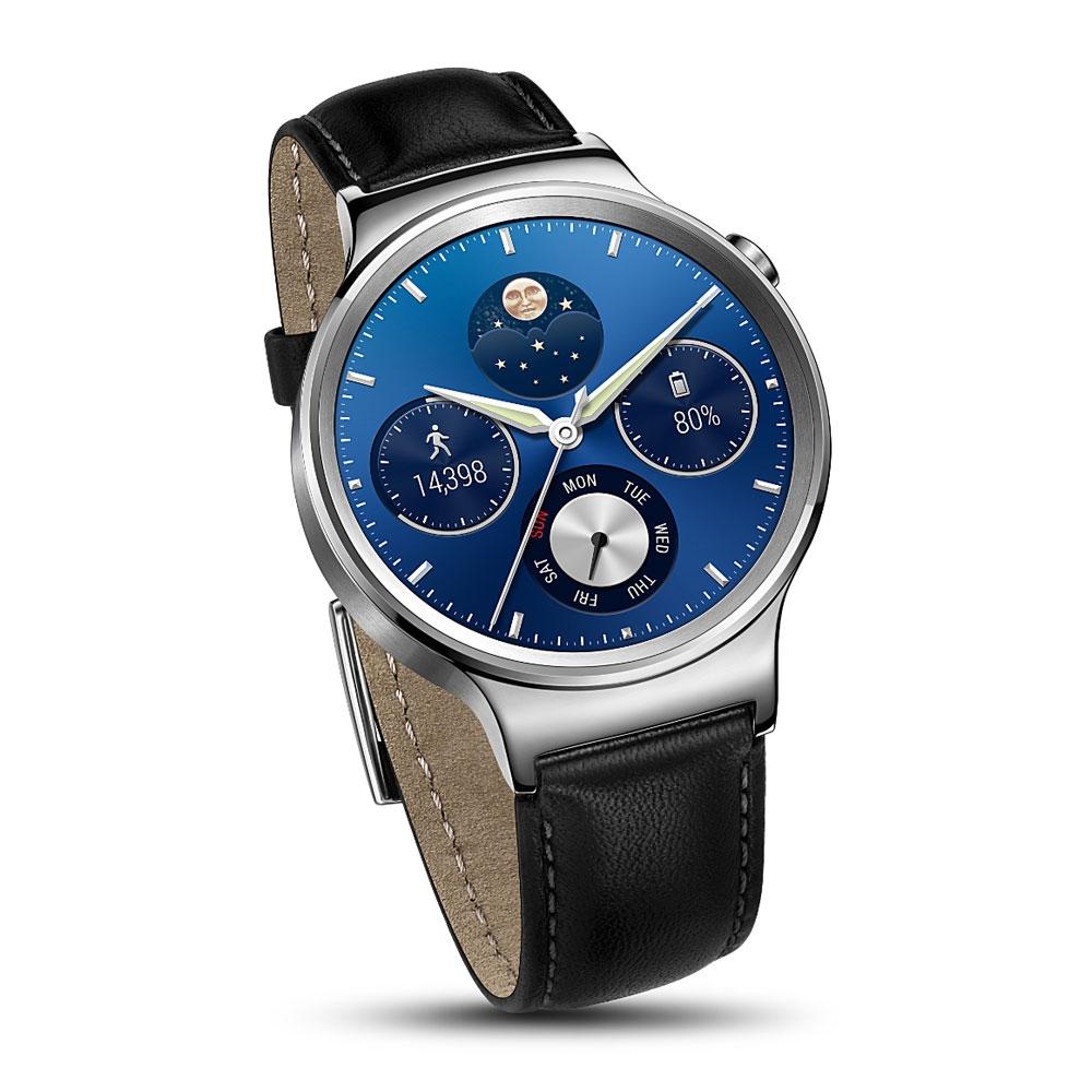 По аналогии с Apple Watch смартчасы Huawei Watch могут похвастаться  сапфировым экраном и корпусом из нержавеющей стали 1a037083e2b32