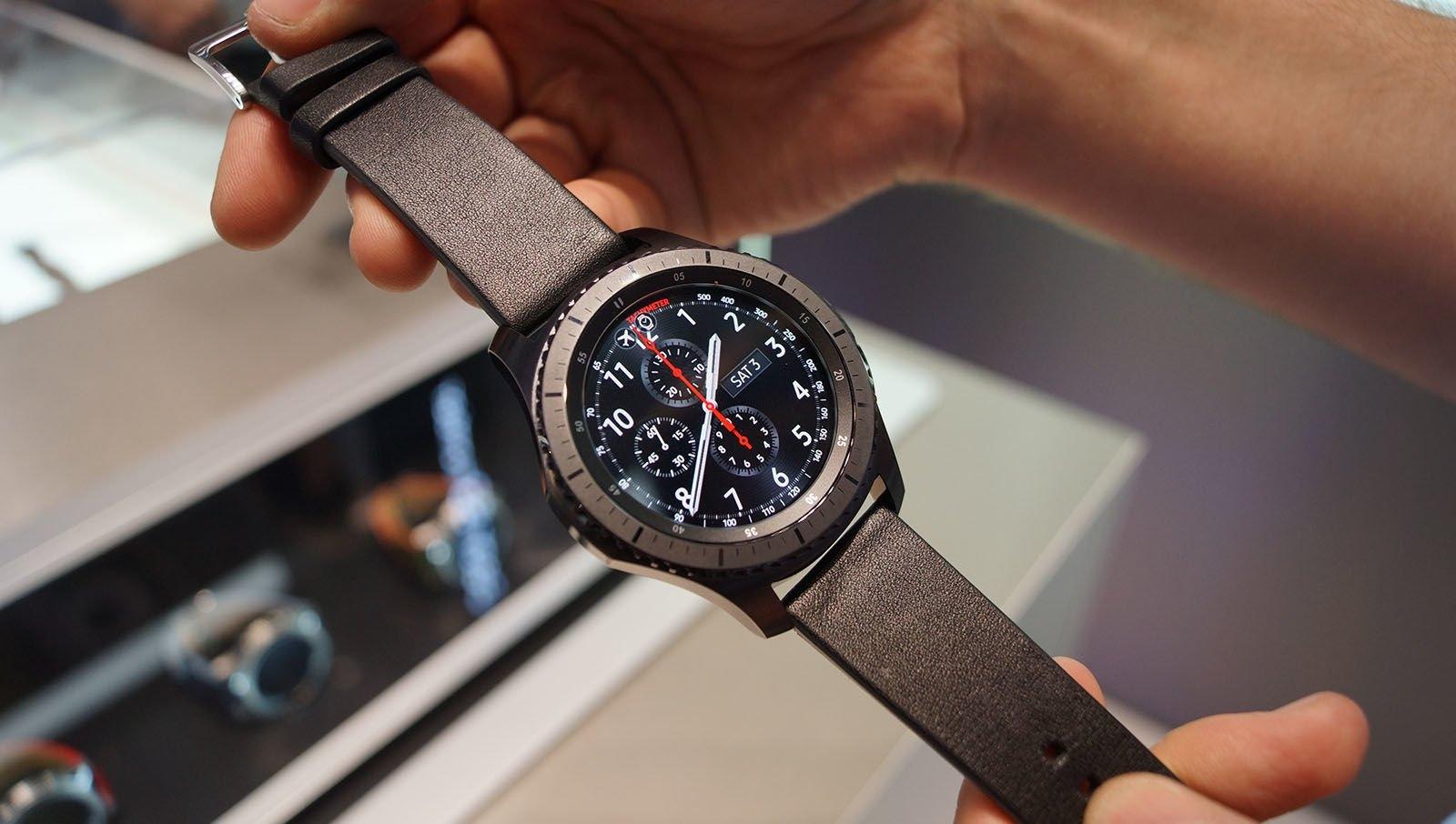 Умные часы для iPhone - рейтинг альтернатив смартчасам Apple Watch 2b261fa52cb48