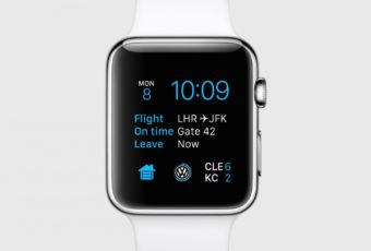 Настройки watch face для Apple Watch