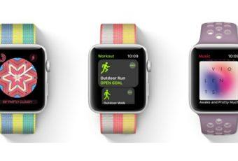 Все подробности о системе WatchOS 4 для Apple Watch.Все